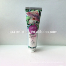 D30mm aluminum plastic tube with flip top cap colorful plastic tube