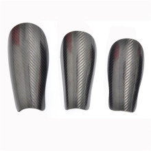 New design Carbon fiber soccer shin guard