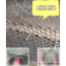 Cement Factory Hexagonal Refractory lining