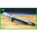 Из нержавеющей стали встроенная подставка и фиксация ручки Тонг