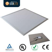Luz de painel magro do teto do diodo emissor de luz do preço 100lm / W do fabricante