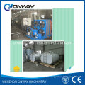 Shm Stainless Steel Cow Milking Machine Milk Tank for Milk Cooling with Cooling System