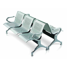 3 Sitze Flughafen Stuhl / Auditorium Stuhl mit hoher Qualität Wartestuhl