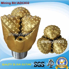 9 7/8'' (250mm) Mine Drilling Bit for Very Hard Rocks IADC832