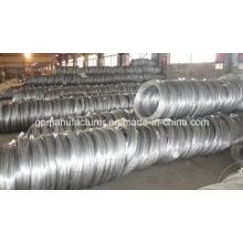 Le fil d'acier galvanisé à faible prix et à bonne dureté