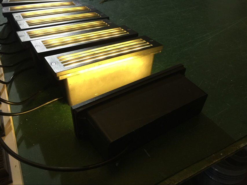 outdoor led step light