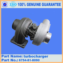 PC200-8 TURBOCHARGER 6754-81-8090