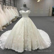 2018 Alibaba gros robe de mariée robe de mariée WT309