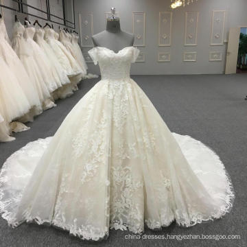 2018 Alibaba Wholesale Wedding Dress Bridal Gown WT309
