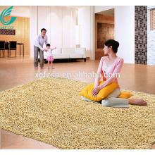 Enfants jouets thermofusibles douche anti-dérapant tapis de sol 100% polyester microfibre anti fatigue tapis de cuisine