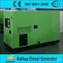 Grupo de gerador diesel silencioso da série 2014 do wudong 100kw