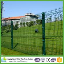 2016 Heißer Verkaufs-Garten-Draht-Ineinander greifen-Zaun mit angemessenem Preis