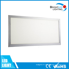 CE RoHS approuvé Aluminium Ultra fin pur blanc 1200X300 mm 40W Surface Mount LED Light Panel