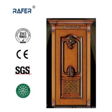 100% натуральные деревянные двери (РА-N002)