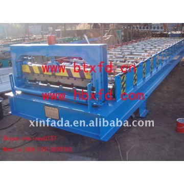 Trapezoidal Tile Roof Panel Forming Machine