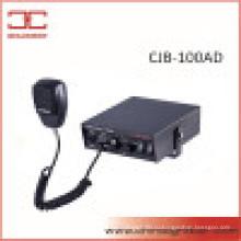Электронная сирена 100 Вт с микрофоном (CJB-100AD)