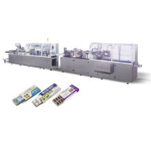 Ligne de production automatique pour l'emballage pharmaceutique