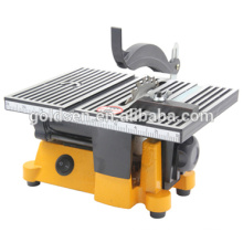 100mm Portable Table Saw Electric Multi-Functional Mini Bench Saw