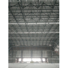 Large Span Steel Space Frame Structure Used for Industrial Storage