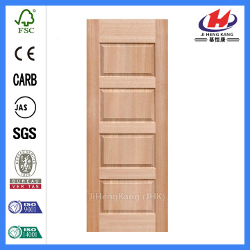 JHK-011 EV Cherry 4 panel door skin