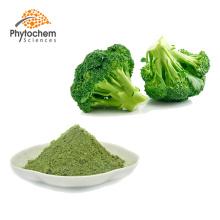 Bulk fresh frozen dehydrated broccoli powder