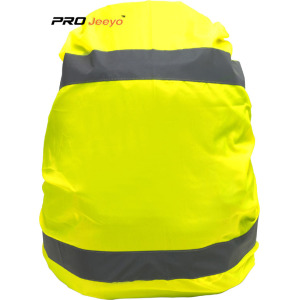 Hi+visibility+waterproof+Reflective+backpack+cover