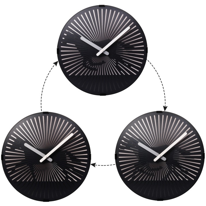 victor wall clocks