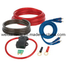 10 Ga Car Power Audio Wiring Kit (WD18C-005)