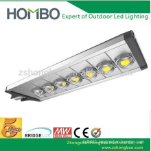 High lumen 280watt led lights street road project IP65 LED Street lights BridgeLux 120Lm/w solar LED road lamp