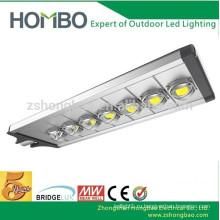 Высокий люмен 280watt вело свет уличный проект дороги IP65 Уличные света BridgeLux 120Lm / w солнечный светильник дороги СИД