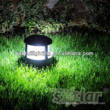 CE&Patent LED Solar Pillar Light, pillar solar light