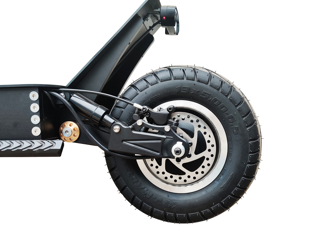 Electric Scooter Fat Wheel