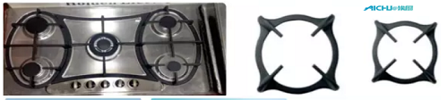 3 Burners Induction Cooktop