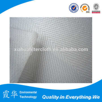 China manufacturer PP membrane filter cloth for pigment plant