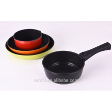 Алюминиевая керамическая посуда для жарки