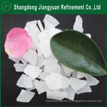 Fabricação De Alta Pureza Industrial De Uso De Tratamento De Água Poly Ammonium Flake Aluminum Sulfate