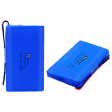 Lithium polymer battery pack, 405085-4S, 14.4V, 1750mAh