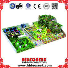 Ce Standard Indoor Soft Play Equipment Solution for Recreation Center