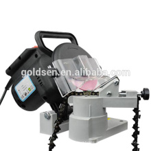 Heiße Verkaufsfirma GS CE EMC ROHS 100mm 220W Plastikbasis Kettensägenschleifer Schleifer