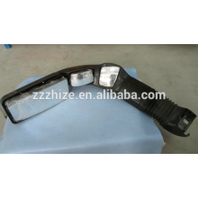 bus parts exterior electric rearview mirror for bus