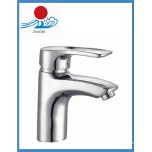Agua caliente y fría baño de lavabo Grifo mezclador grifo (ZR21102)