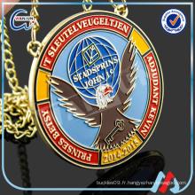 Adjudant kevin la médaille de l'armée du salut
