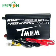 Inversor da energia solar da exposição de diodo emissor de luz da venda 2Kw da venda direta da fábrica de Espeon