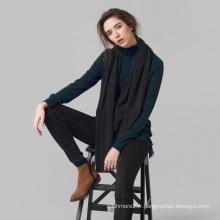 vente en gros doux foulard personnalisé en cachemire