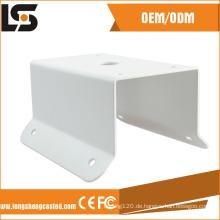 An der Wand montierte Gussteile CCTV-Kamerahalterung für Ecken