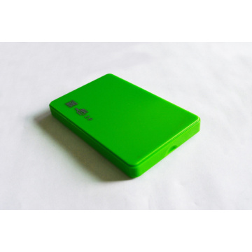 2.5 Laptop Plastic SATA External HDD Case