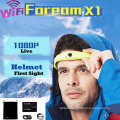 Foream X1 Original WIFI Action Camera Waterproof 1080P Action Cam Sport Camera Helmet deportiva Video Camcorder Broadcasting