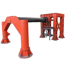 Machine Concrete Pipe Concrete Pipe Machine Roller Suspension Shaping Machine Of Reinforced Concrete Pipe