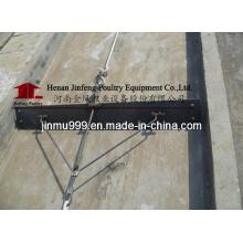 Équipement de fumier Jinfeng pour système de plancher