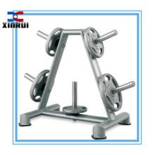 Hantelscheibenhalter für gewerbliche Fitnessgeräte